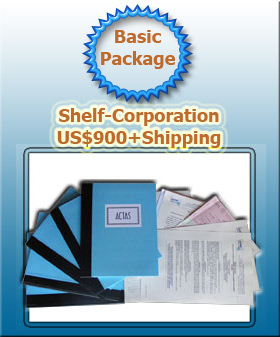 Basic Incorporation Package